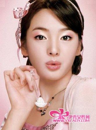 美曲线下的日韩女星减肥秘技-女星